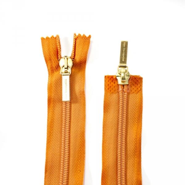 Молния Lux оранжевая, 59 см