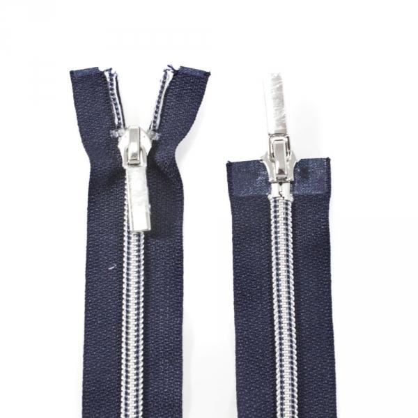 Молния Lux синяя+серебро, 54 см