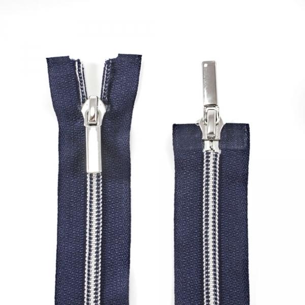 Молния Lux синяя+серебро, 46 см