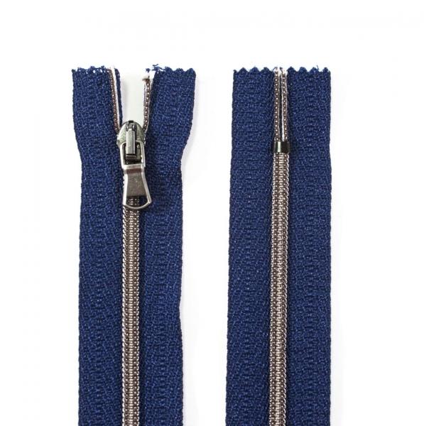Молния Lux синяя+серая, 22 см