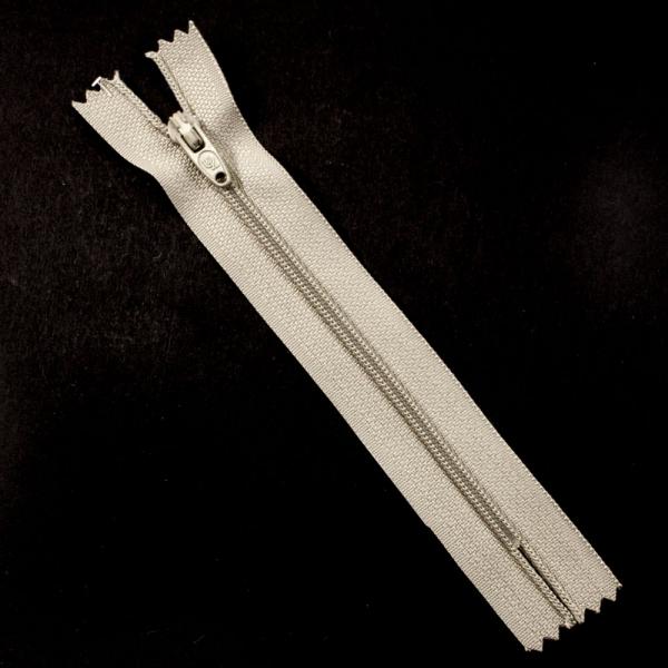 Молния Lux бежевая, 12 см