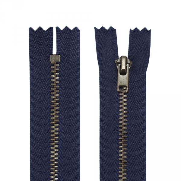 Молния Lux синяя+антик, 32 см