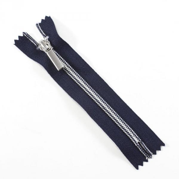 Молния Lux синяя+серебро, 12 см