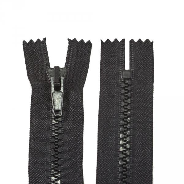 Молния Lux черная, 20 см