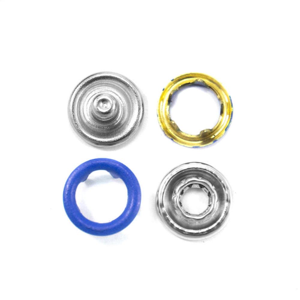 Кнопка трикотажная электрик, 9.5 мм