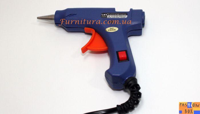 Пистолет клеевой, 5 мм