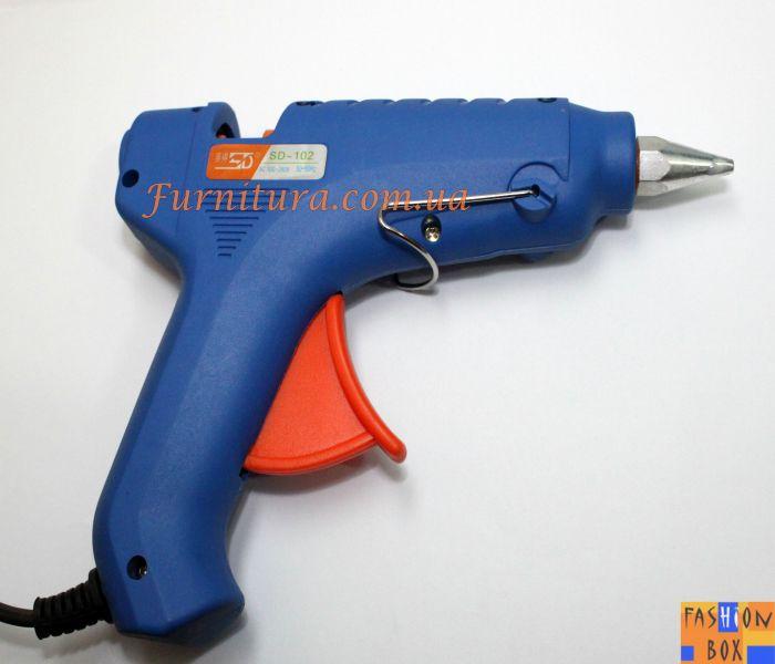 Пистолет клеевой, 10 мм