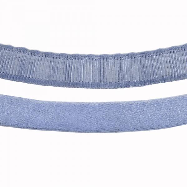 Лента туннельная 1 см, сиренево-голубая