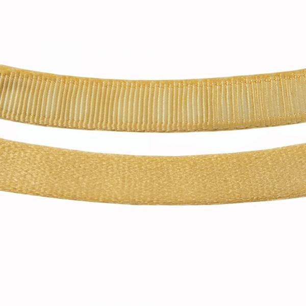 Лента туннельная 1 см, пшеничная
